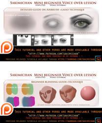 mini voice over tutorials.promo. by sakimichan