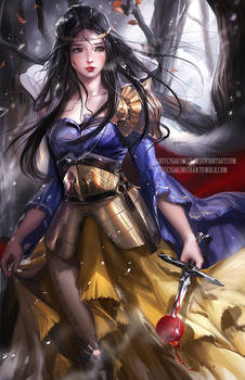 Fairy tale knights .:Snow white:.