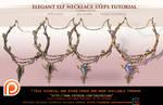 Elegant Elf Necklace Tutorial Pack Promo