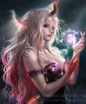 blood unicorn