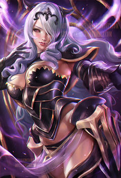 Camilla .NSFW optional.