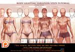 Body Lighting steps tutorial pack.promo.