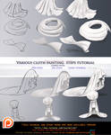 Cloth variation step by step tutorial pack.promo.