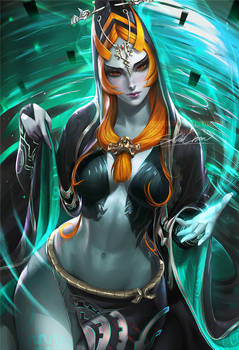 Midna .nsfw optional.