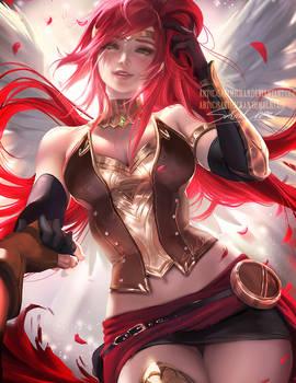 Pyrrha .take my hand.