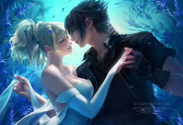 Blue Haven.Noctis Luna.