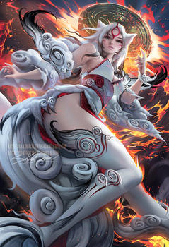 Amaterasu .nsfw optional.