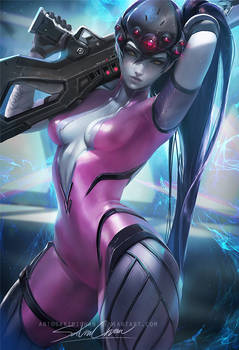 Widowmaker .nsfw optional.