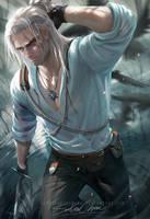 Geralt .nsfw optional.