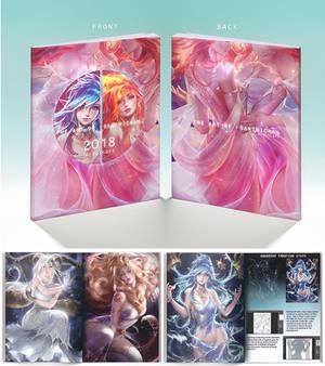 Horoscope artbook up preorder