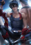Keith .Voltron. by sakimichan