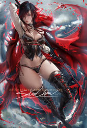 Ruby Rose Adult . nsfw tag. by sakimichan