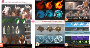 translucency voice over guide + bonus tutotials by sakimichan