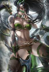 Tattoo Goddess Akali