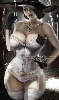 lady Demetrius Resident Evil