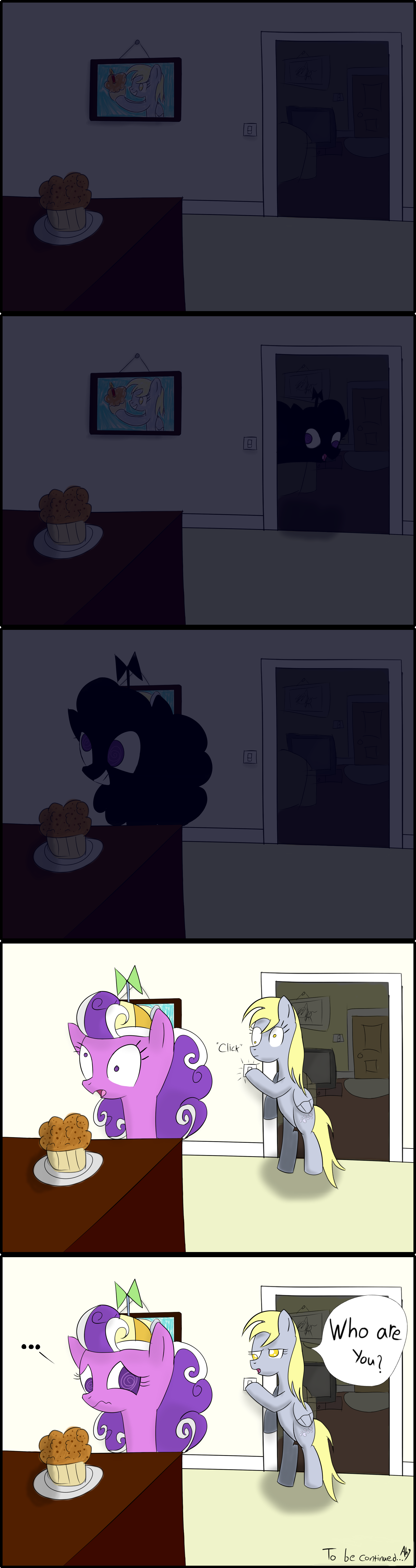 The Muffin Snatcher - Part 1 by DatAhmedz
