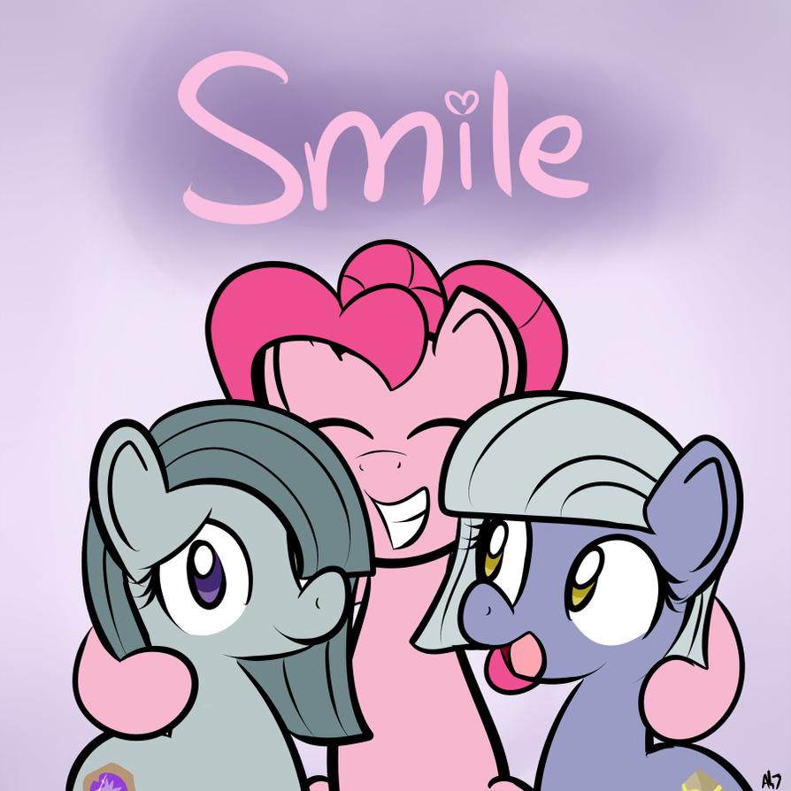 EQD ATG Day 6: Smile! by DatAhmedz