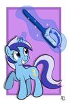 Toothpaste Horse