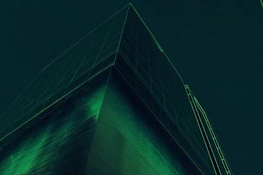 Big Alien Tower by RyanSharqui