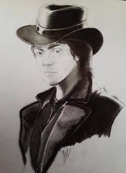 Comission Update - Cowboy Varsh by RyanSharqui
