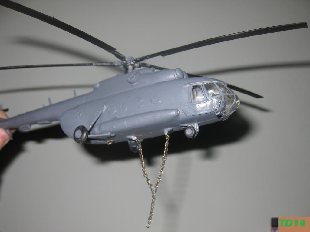 Zvezda 1/72 Mi-17 update 2 by Tank-Dragon2014