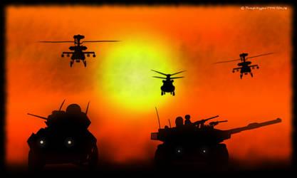 Approaching Thunder by Tank-Dragon