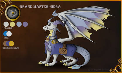 TLOS Grand Master Hidra by Tank-Dragon