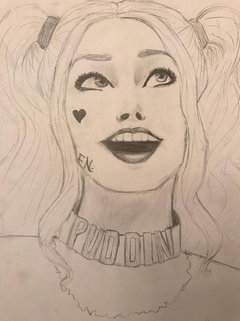 Harley Quinn by sprinkles1766