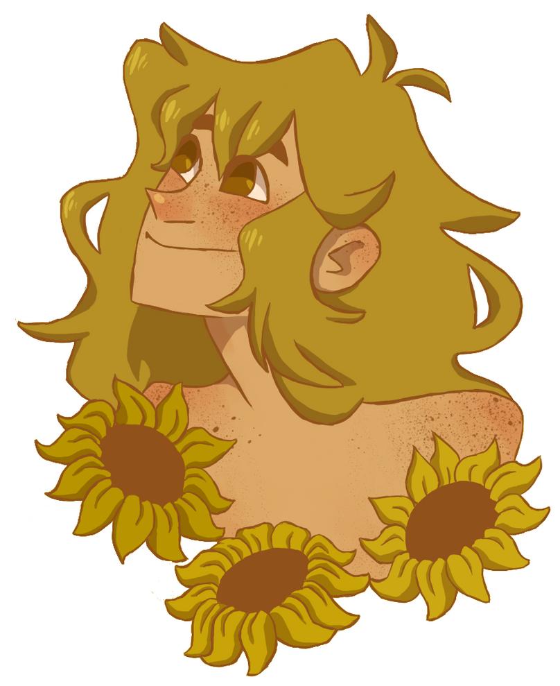 Sunflowers by sprinkles1766