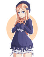 Abigail Williams by Gehn94