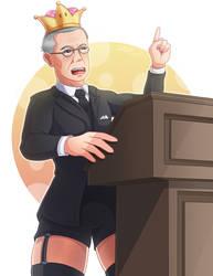 [CM] Woodrow Wilsonette