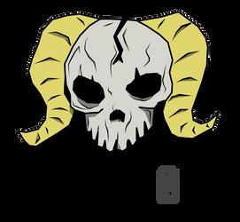 Skull by Riki-b