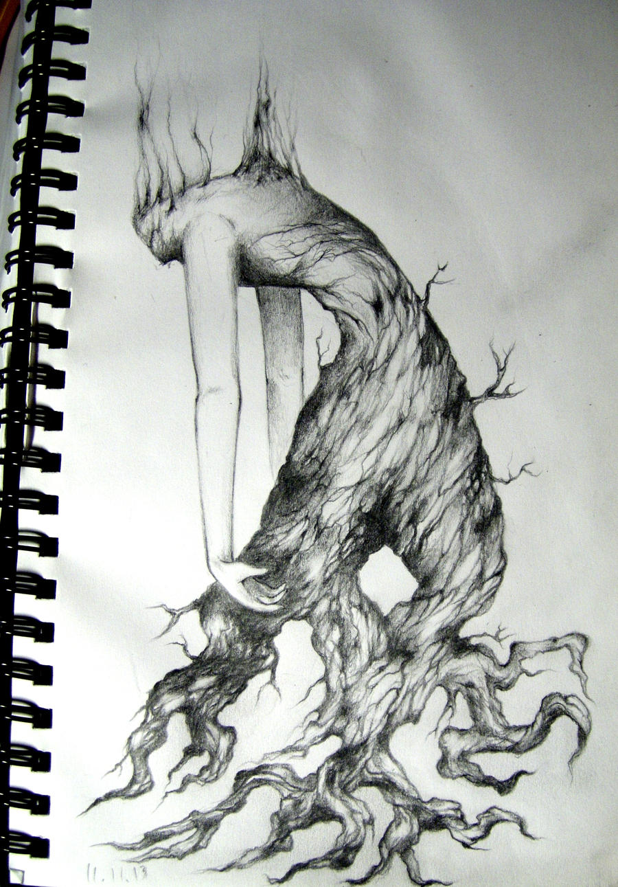 the exorcism of a headless half-woman half-tree