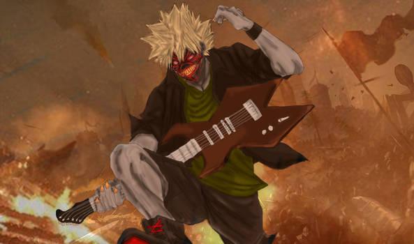 Iron Maiden Bakugo