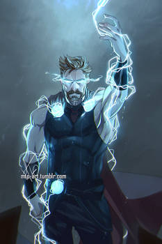 Thor son of Odin.
