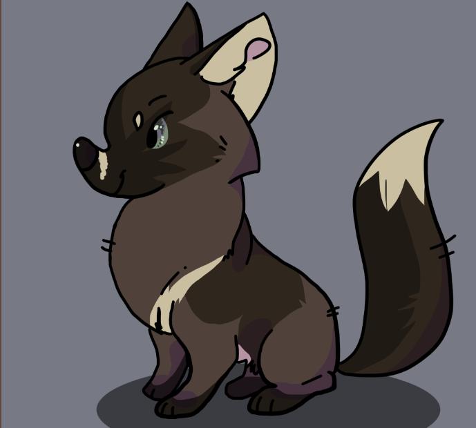 Foxwhisper's Profile Picture