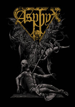 Shirt Design for ASPHYX