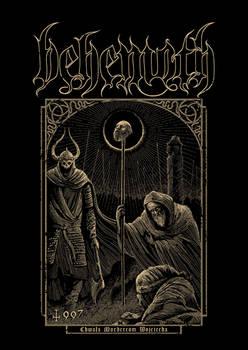 Shirt Design for BEHEMOTH