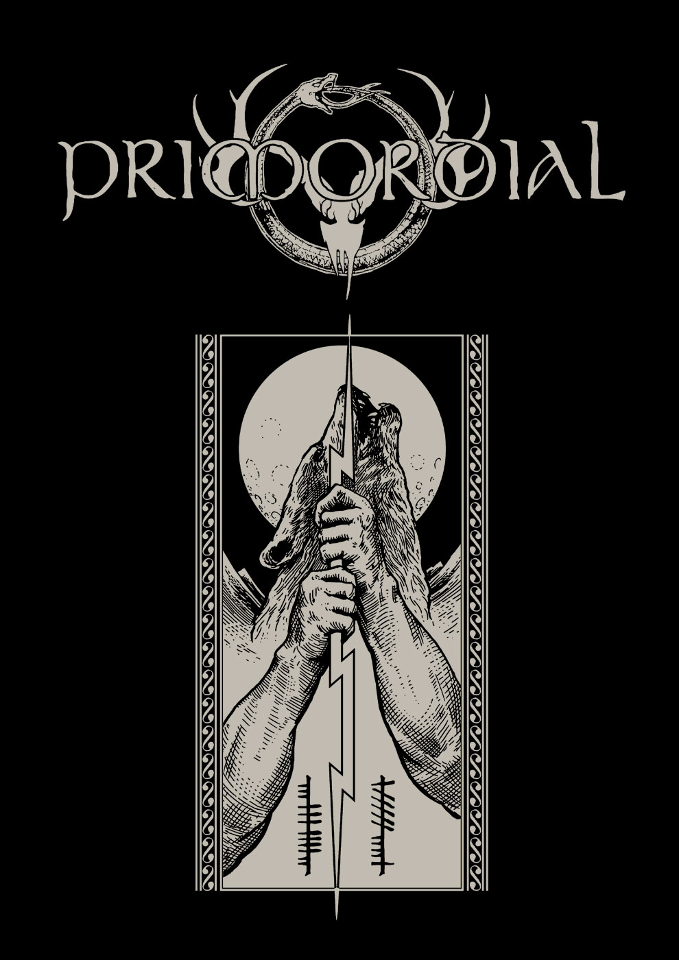 Shirt Design for PRIMORDIAL