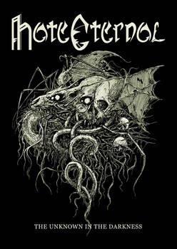 Shirt Design for HATE ETERNAL