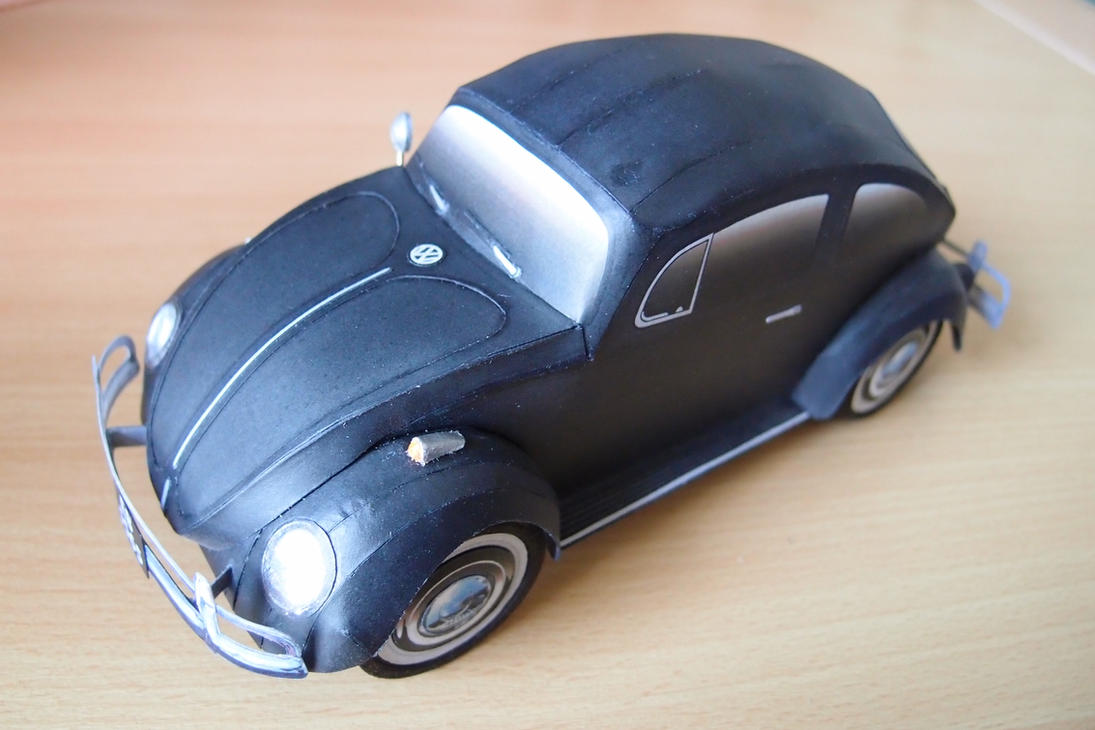 VW Beetle by scyeige