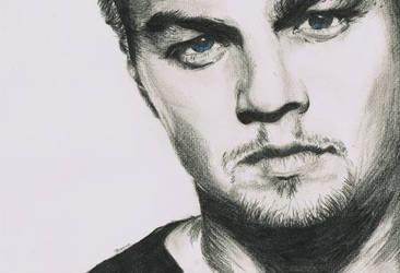 Leonardo DiCaprio by Beeeth