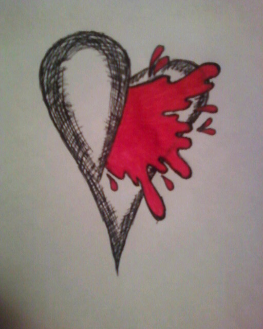 Bleeding Heart Tattoos Bleeding Heart Tattoo by