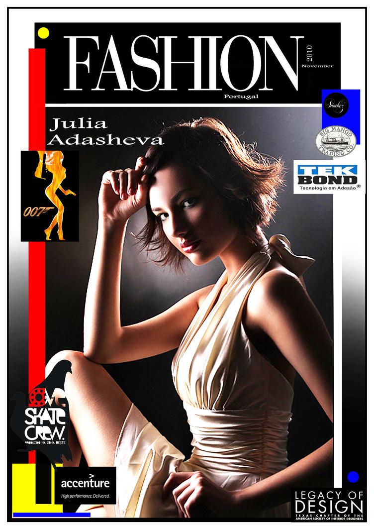 Julia Bond Girl Fashion By Uriaken On Deviantart