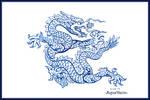 Smaugust 2019: Oriental Dragon by AquaVarin