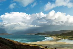 Hebrides 2 - Isle of Harris : Study #25 by AquaVarin