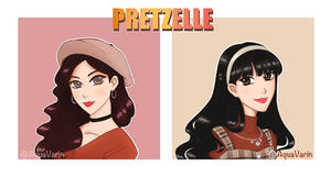 Pretzelle Fan Art 1