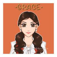 Pretzelle 3 - Grace