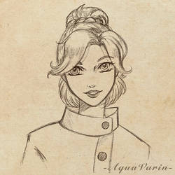 Anastasia Fan Art