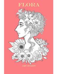 Flora Goddess of Flowers